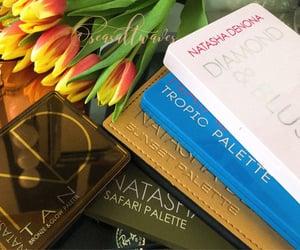 palettes, natasha denona, and love image