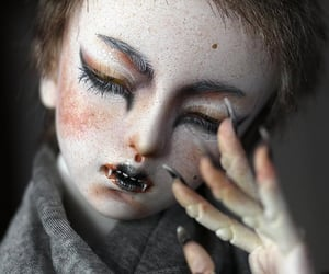 bjd, doll, and boy image