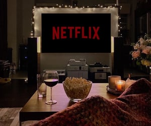 netflix, chill, and goals image