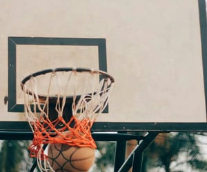 Basketball and wallpaper image