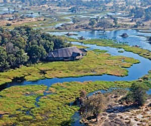 africa, beautiful, and river image