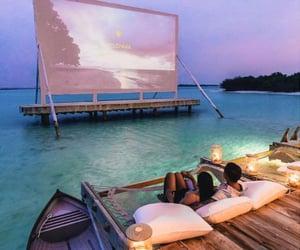 Dream, movie, and ocean image