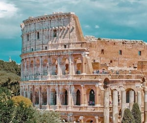 travel, rome, and italy image