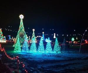 capture, christmas lights, and colorful image