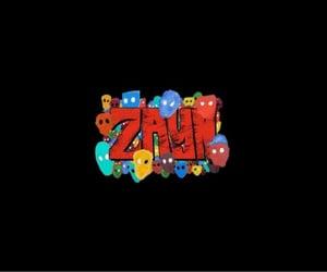 black, zayn malik, and album image