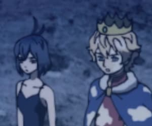 anime, black clover, and nero image