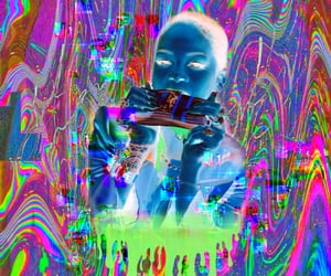 acid, anti, and background image