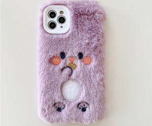 phone cases, phone cases wholesale, and fluffy phone cover image