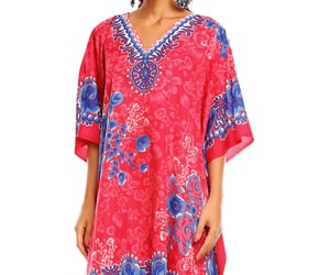 dresses, kaftan dress, and women kaftan image