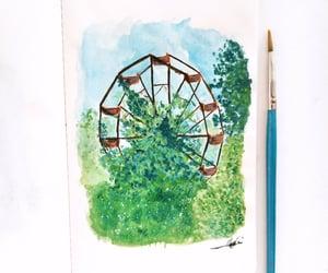 art, illustration, and draw image