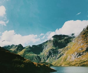 mountain, nature, and norway image