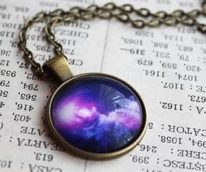 cosmic, purple, and galaxy image