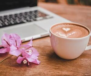 cafe, caffeine, and espresso image