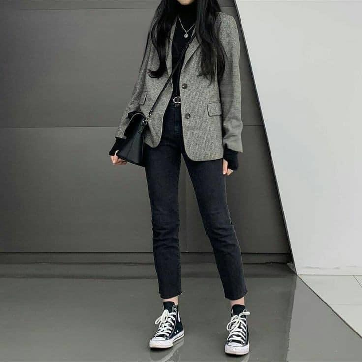 style, fashion, and kfashion image