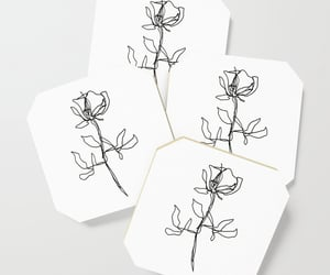contour drawing, home decor, and modern decor image