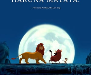 animation, disney, and the lion king image