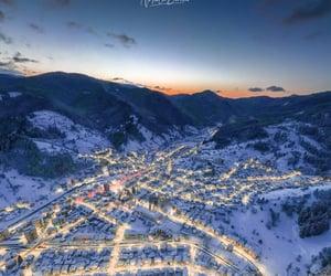 bulgaria, city, and citylights image