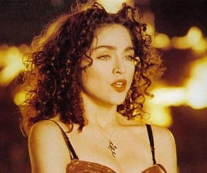 1989, 80s, and madonna image