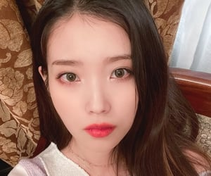 kpop, iu, and soloist image