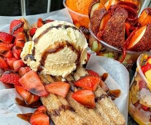 churros, Cinnamon, and dessert image