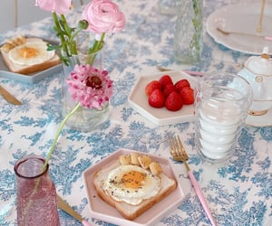 aesthetic, decor, and food image