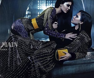 Balmain, kylie jenner, and kylie jenner style image