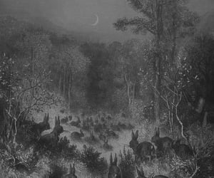 dark, draw, and Ilustration image