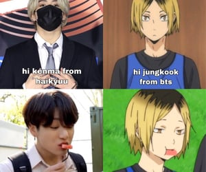 anime, kpop, and meme image