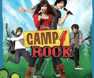 camp rock and demi lovato image