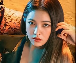 kpop, unfiltered, and red velvet image