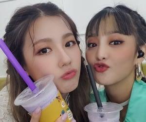 kpop, minnie, and kim minhee image