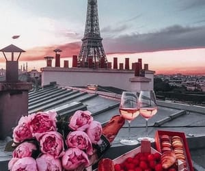 champagne, magic, and romantic image