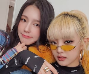 kpop, minnie, and miyeon image