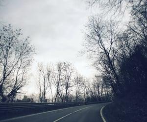 fantasy, road, and sad image