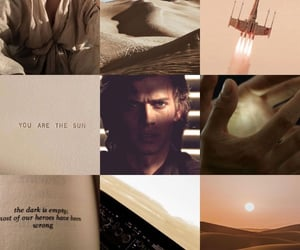 aesthetic, movie, and star wars image