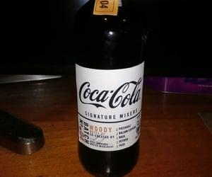 coca-cola, vintage, and mixers image