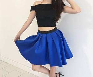 dress, dresses, and wedings image