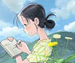 anime, anime girl, and anime film image