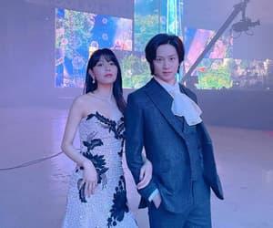 couple, donghae, and eunhyuk image