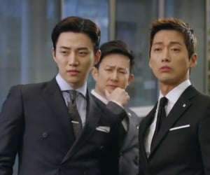 kdrama, junho, and good manager image
