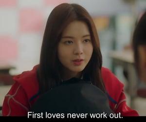Korean Drama, movies, and words image