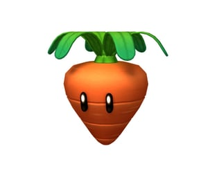 carrot, character, and edit image