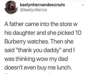 daddy, funny, and haha image