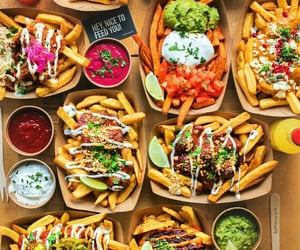 chips, food, and loaded fries image