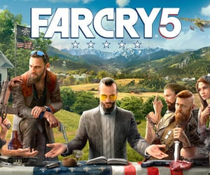 far cry 5 and far cry 5 pc game image