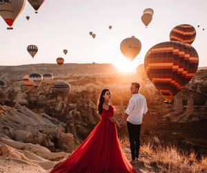 couple, photography, and dress image