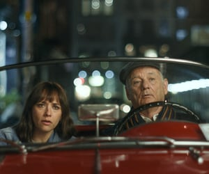 bill murray, car, and father image