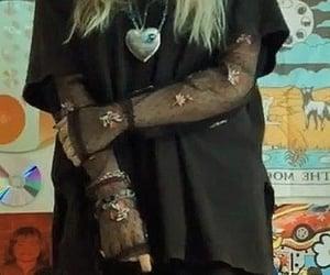 alt, alternative, and goth image