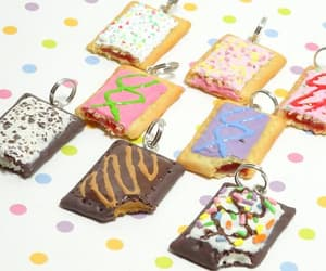 charms, chocolate, and clay image