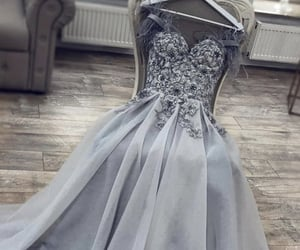 dresses, fashion, and formal wear image